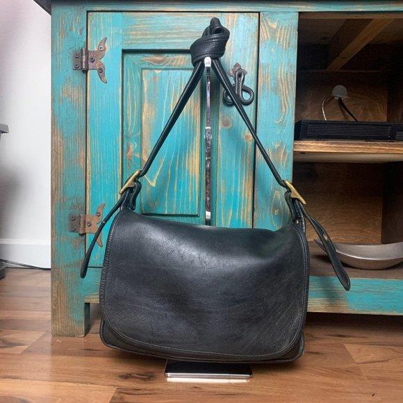 Vintage Coach Patricia Legacy Handbag